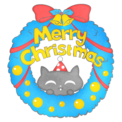 Opal's Holiday Lite messages sticker-2