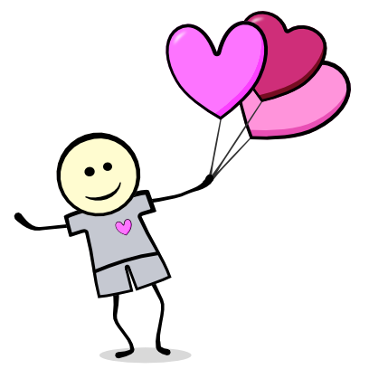 I Heart U Animated Stickers messages sticker-7