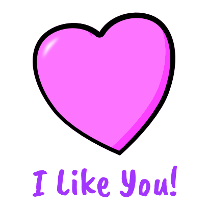I Heart U Animated Stickers messages sticker-9