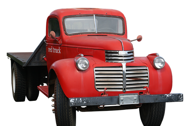 Red Truck Stickers messages sticker-5