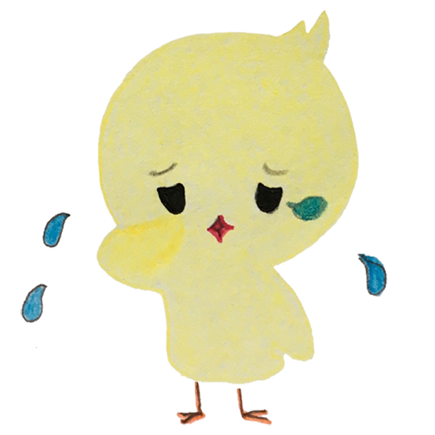 Joy and Sorrow of CHICK messages sticker-7