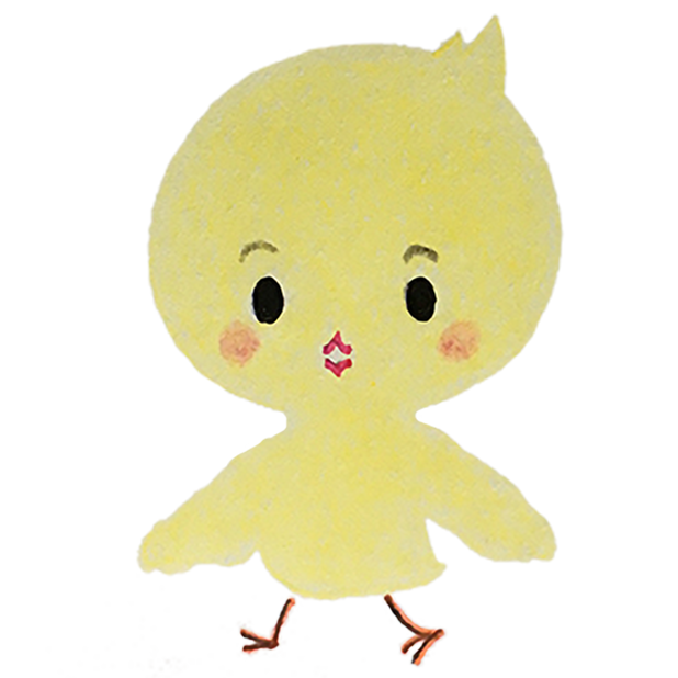 Joy and Sorrow of CHICK messages sticker-2
