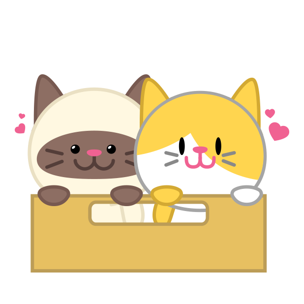 Story of a cute baby cat messages sticker-0