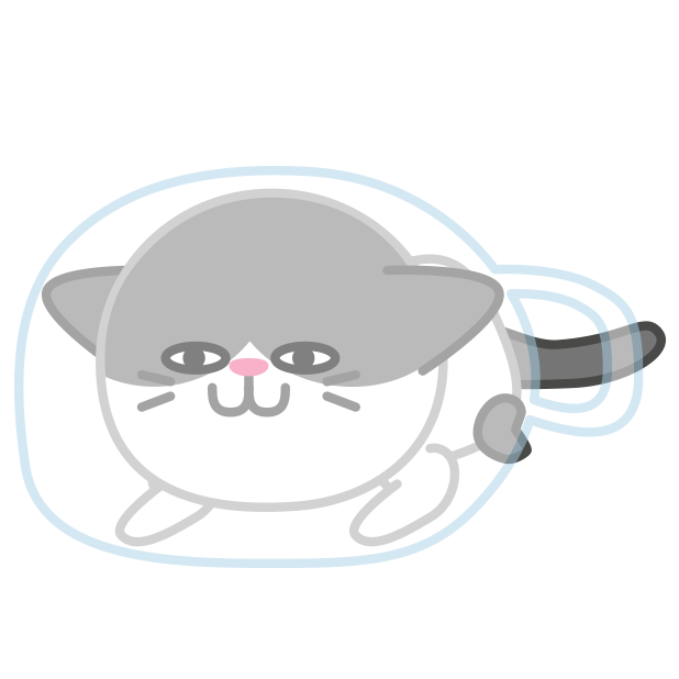 Story of a cute baby cat messages sticker-7