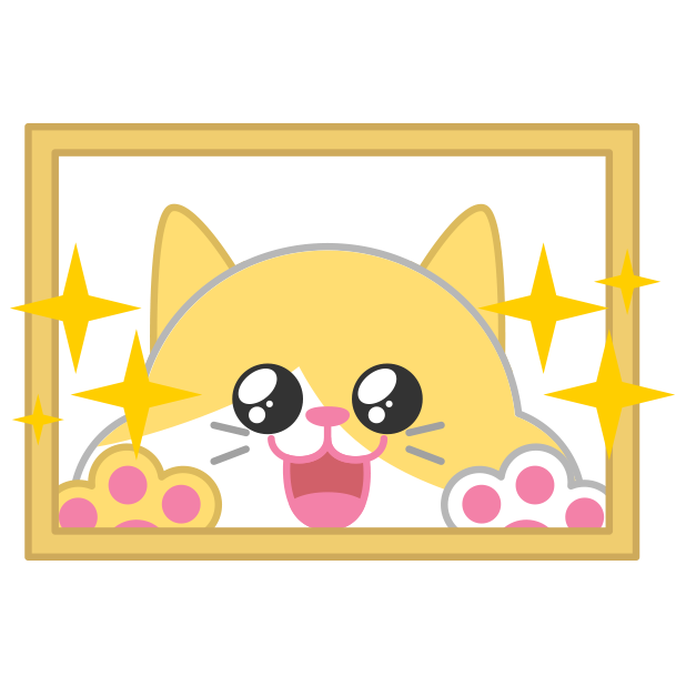 Story of a cute baby cat messages sticker-8