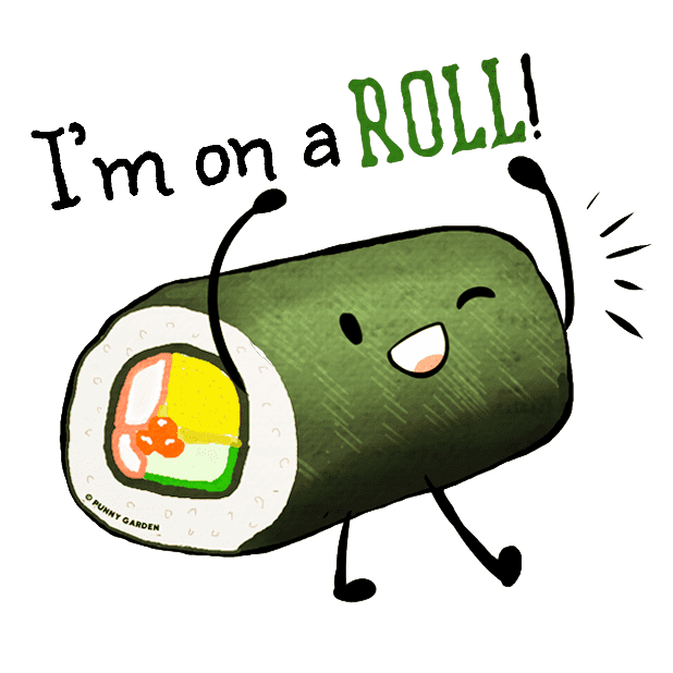 Punny Yummy 5 messages sticker-5