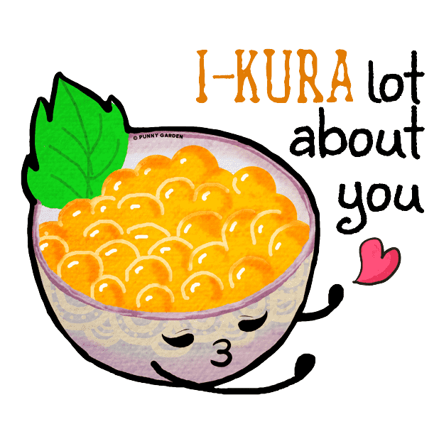Punny Yummy 5 messages sticker-7