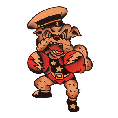 Sailor Jerry Stickers messages sticker-7