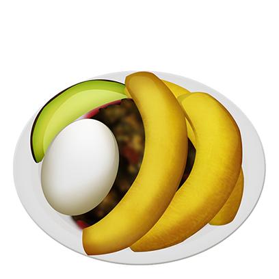 Zouzoukwa - Food messages sticker-5