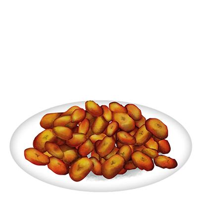 Zouzoukwa - Food messages sticker-4