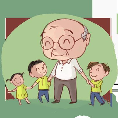 Grandpa Charlie messages sticker-11