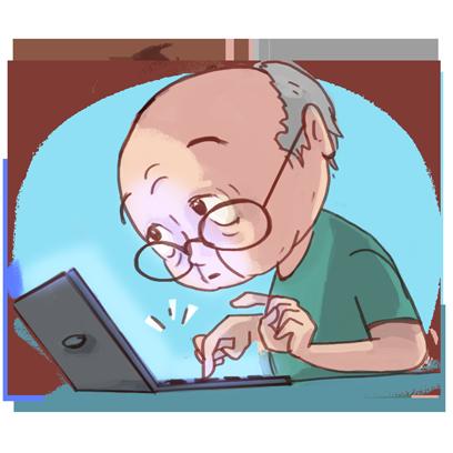 Grandpa Charlie messages sticker-10