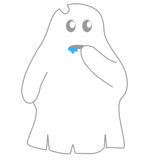 A Scary Ghost messages sticker-9