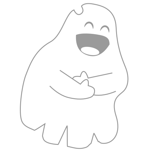 A Scary Ghost messages sticker-2