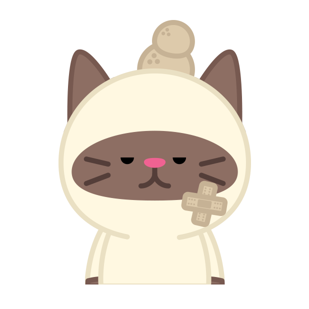 Story of a cute baby cat ver.2 messages sticker-8