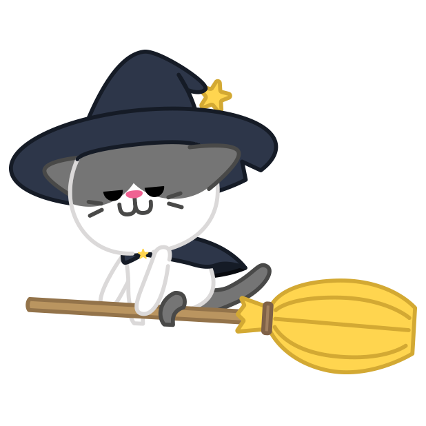 Story of a cute baby cat ver.2 messages sticker-3