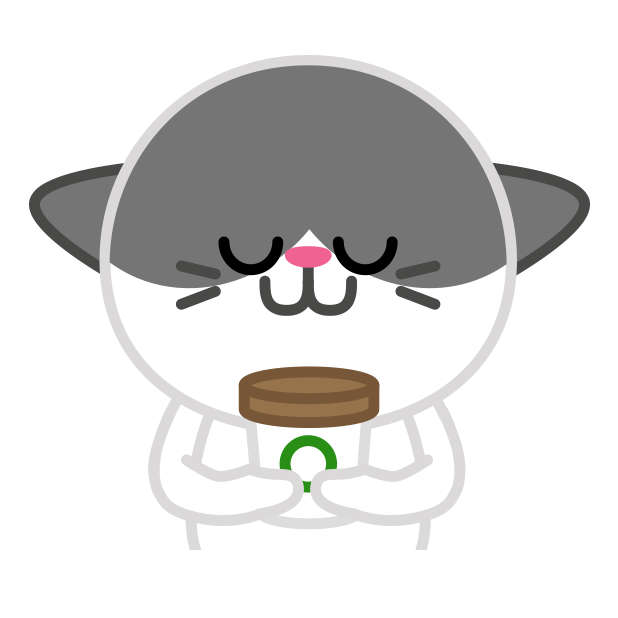 Story of a cute baby cat ver.2 messages sticker-11