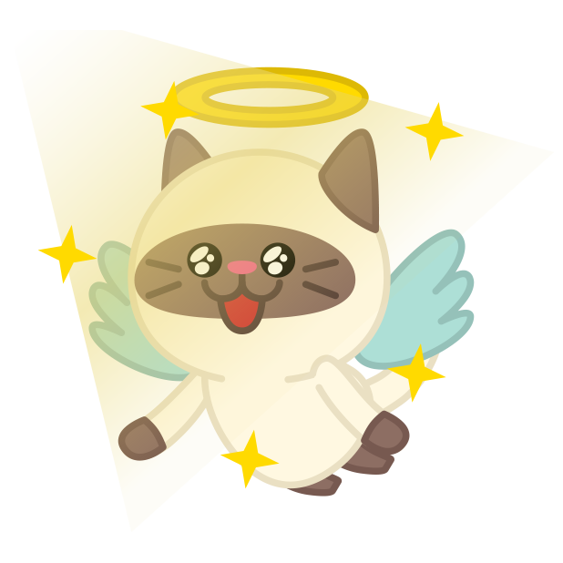 Story of a cute baby cat ver.2 messages sticker-5