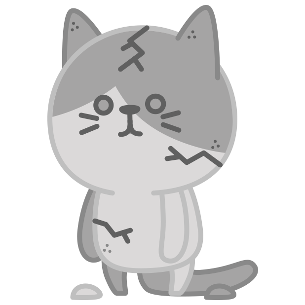 Story of a cute baby cat ver.2 messages sticker-6