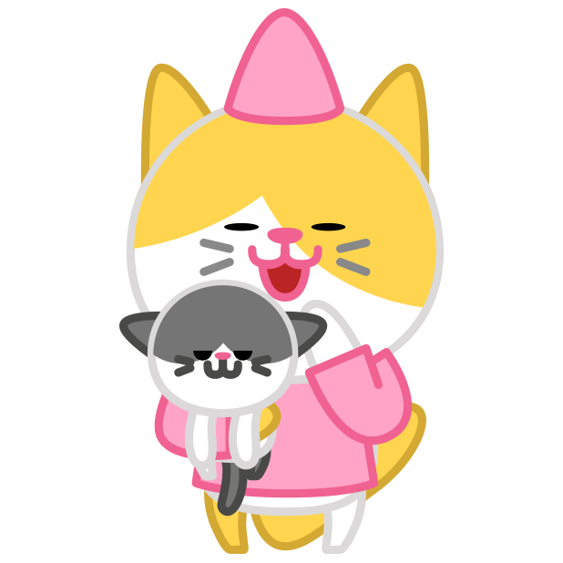 Story of a cute baby cat ver.2 messages sticker-9