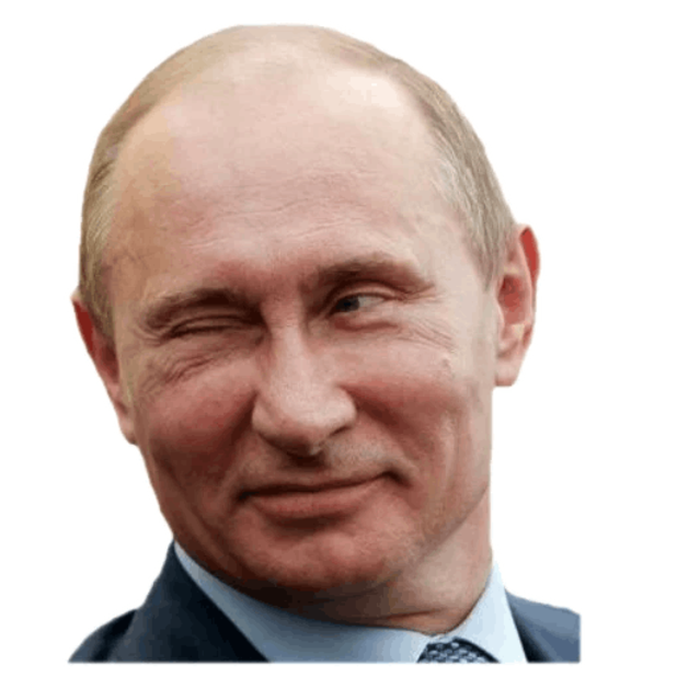 Act Like Putin messages sticker-6