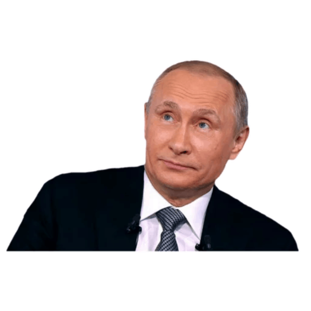 Act Like Putin messages sticker-10