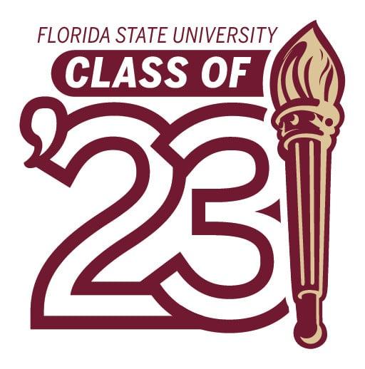 FSU Class of '23 Stickers messages sticker-9