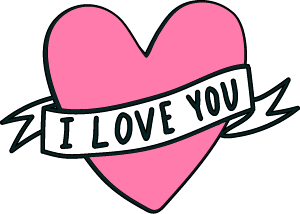 Valentine Talk Sticker messages sticker-2