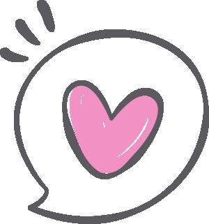 Valentine Talk Sticker messages sticker-0