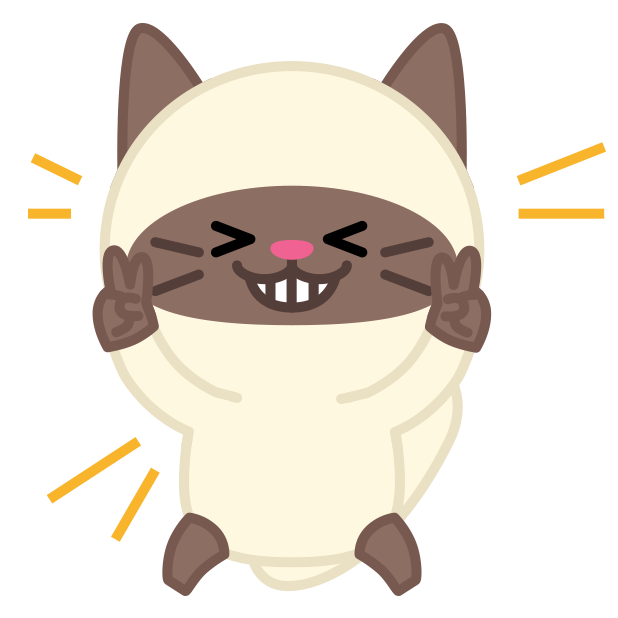 Story of a cute baby cat ver.3 messages sticker-3