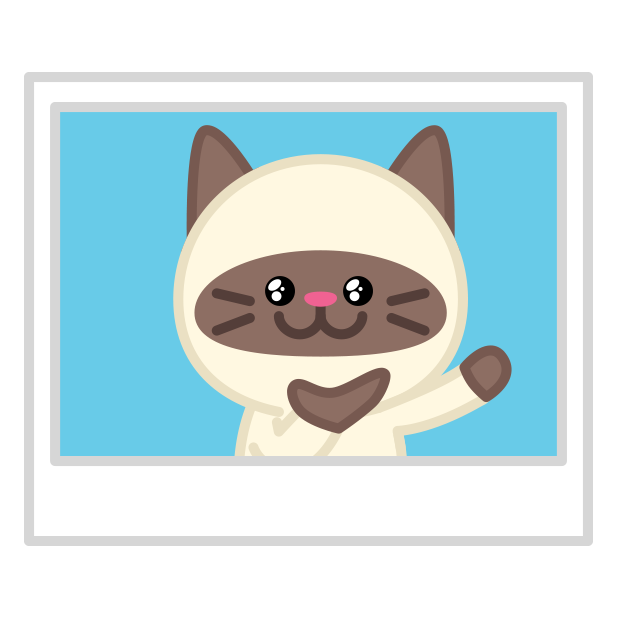 Story of a cute baby cat ver.3 messages sticker-4