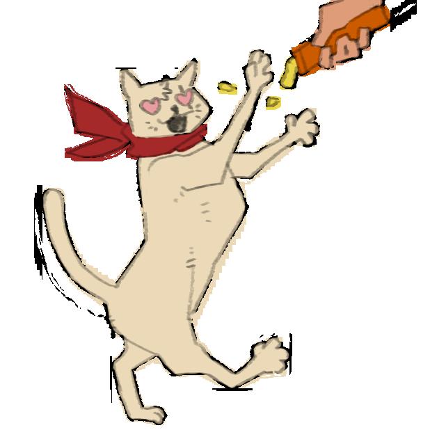 Thug cat messages sticker-8