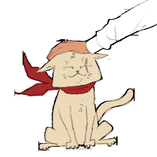 Thug cat messages sticker-3