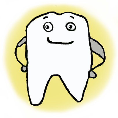 Chip the Tooth cute stickers messages sticker-7