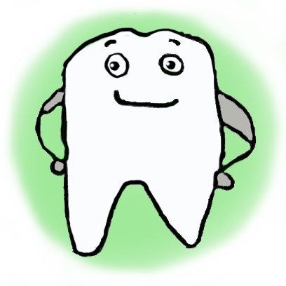 Chip the Tooth cute stickers messages sticker-8