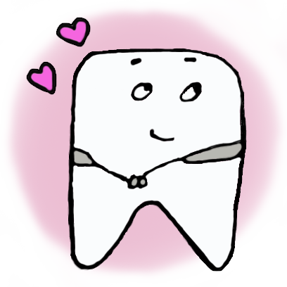 Chip the Tooth cute stickers messages sticker-1