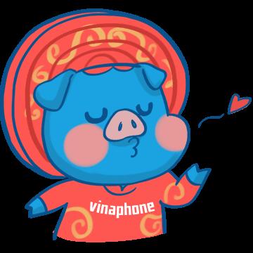 Tết VinaPhone messages sticker-2