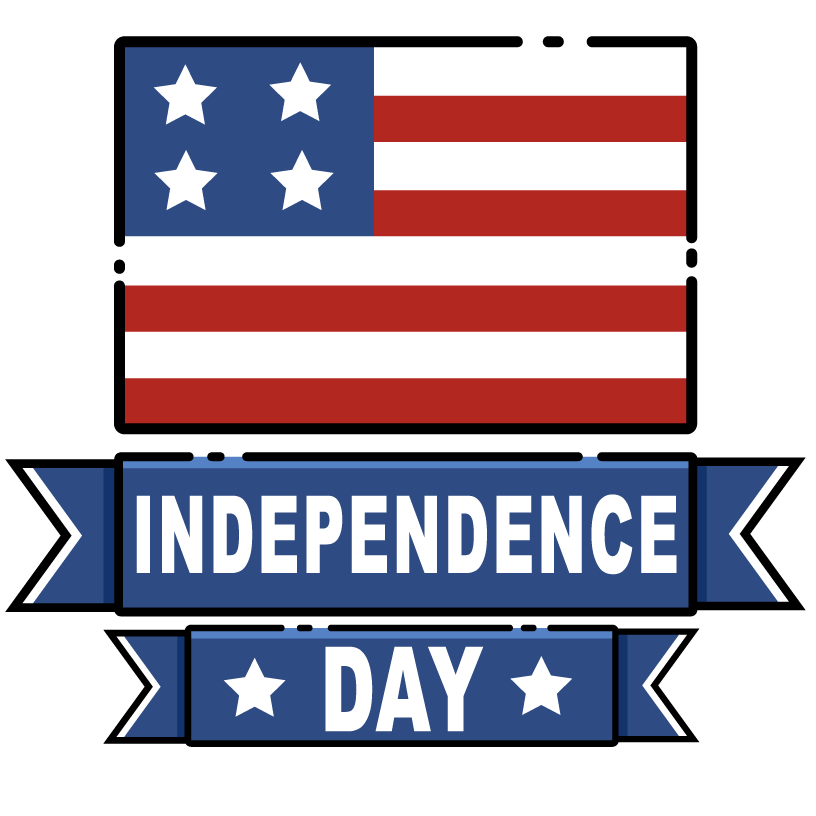 HAPPY 4TH OF JULY messages sticker-2