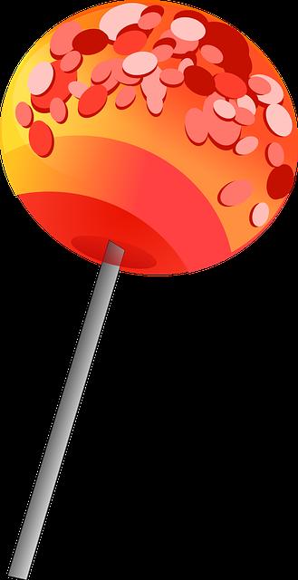 Sweet Lollipop Stickers messages sticker-9