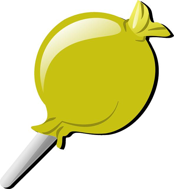 Sweet Lollipop Stickers messages sticker-3