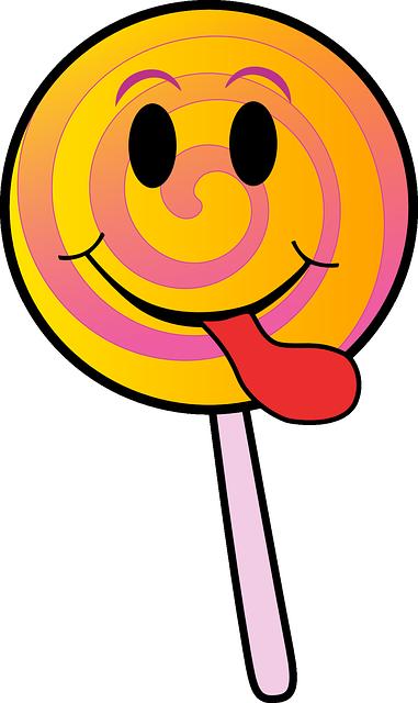 Sweet Lollipop Stickers messages sticker-11
