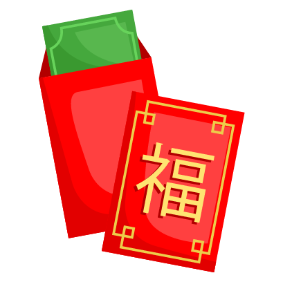 Chinese New Year Stickers Pack messages sticker-6
