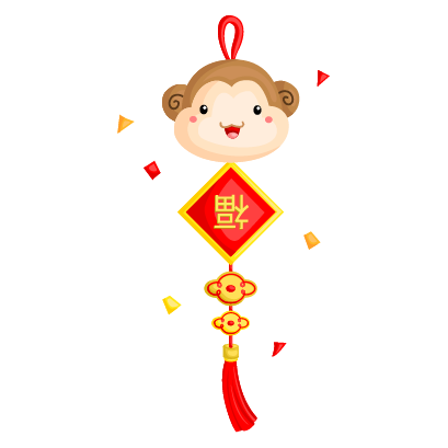 Chinese New Year Stickers Pack messages sticker-0
