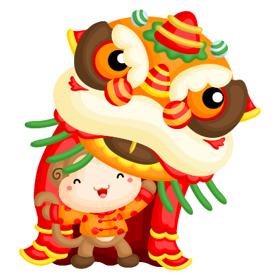 Chinese New Year Stickers Pack messages sticker-3
