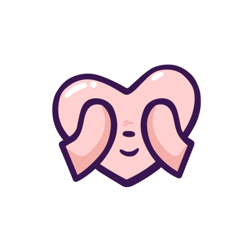 Adorable Heart Stickers messages sticker-9