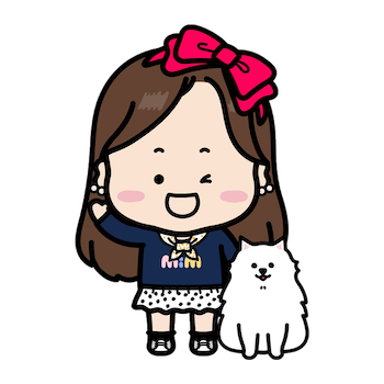 iSticker PiPi Girl messages sticker-0
