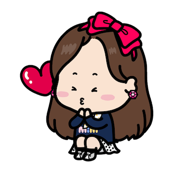 iSticker PiPi Girl messages sticker-3