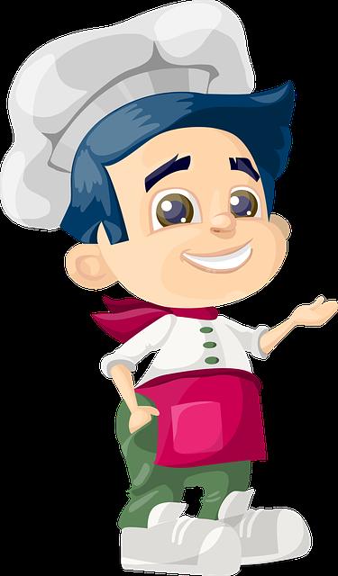 Little Chefs messages sticker-4