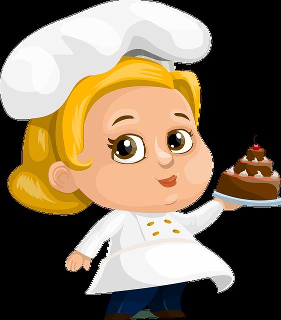 Little Chefs messages sticker-0