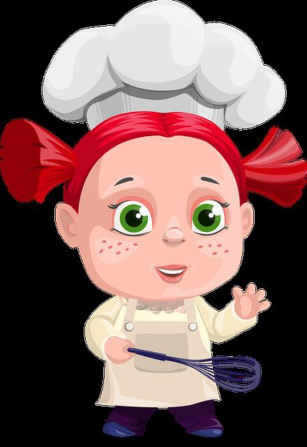 Little Chefs messages sticker-1